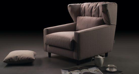Milton armchair фото 8