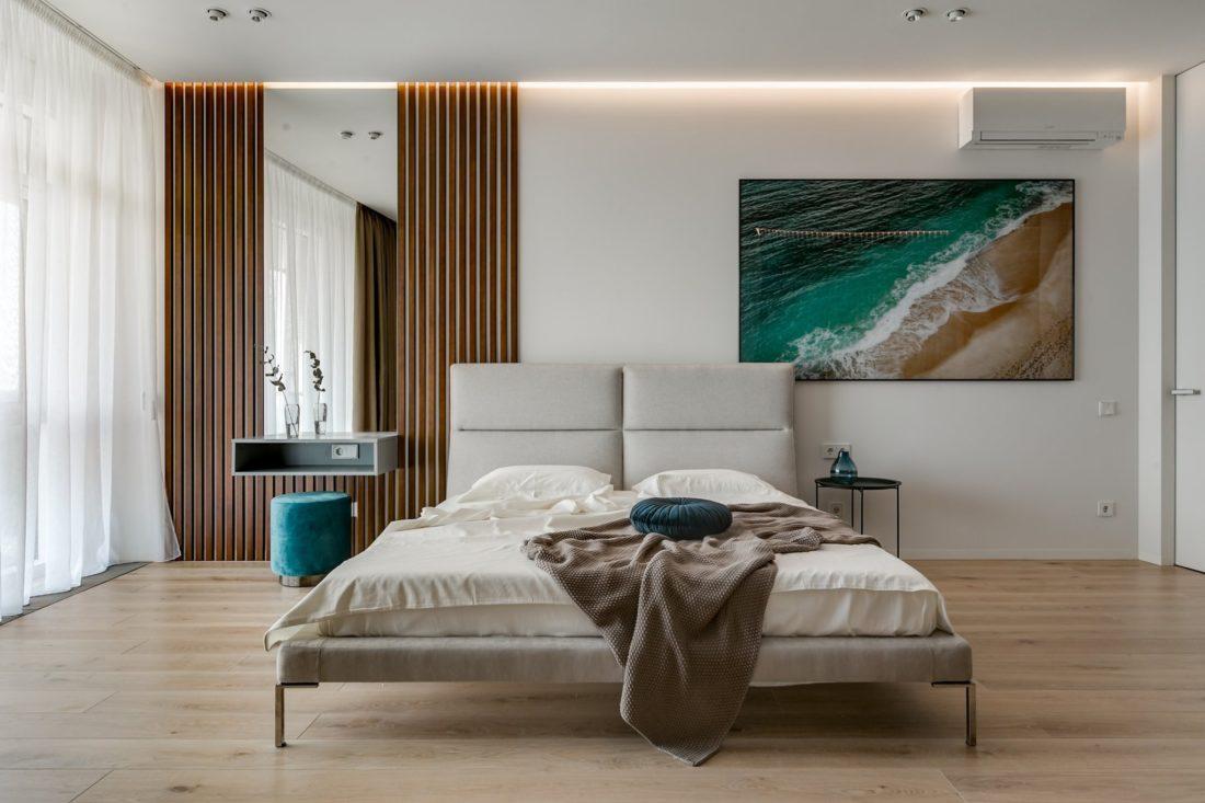 Ліжко LAVAL в інтер'єрі фото 2-1