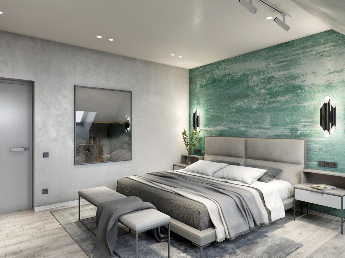 Ліжко LAVAL в інтер'єрі фото 4-2