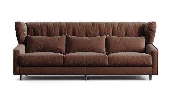 Трехместный диван Milton фото