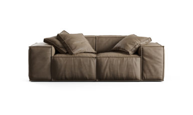 Two-seater sofa armchair фото