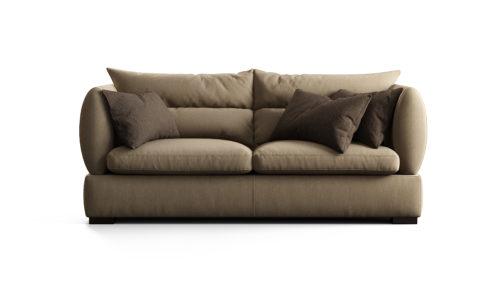 Трехместный диван Parma фото