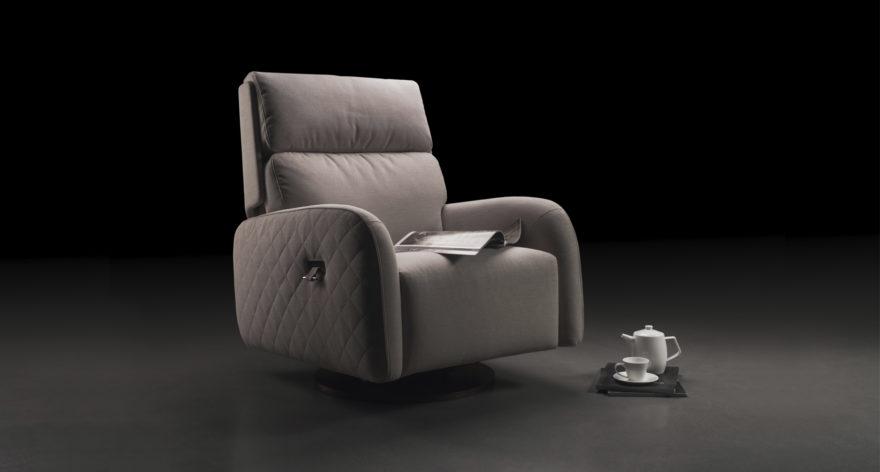 Кресло Corso фото в интерьере