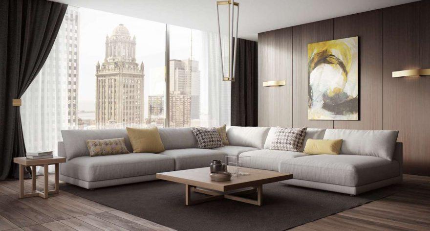 Katarina sofa фото в интерьере