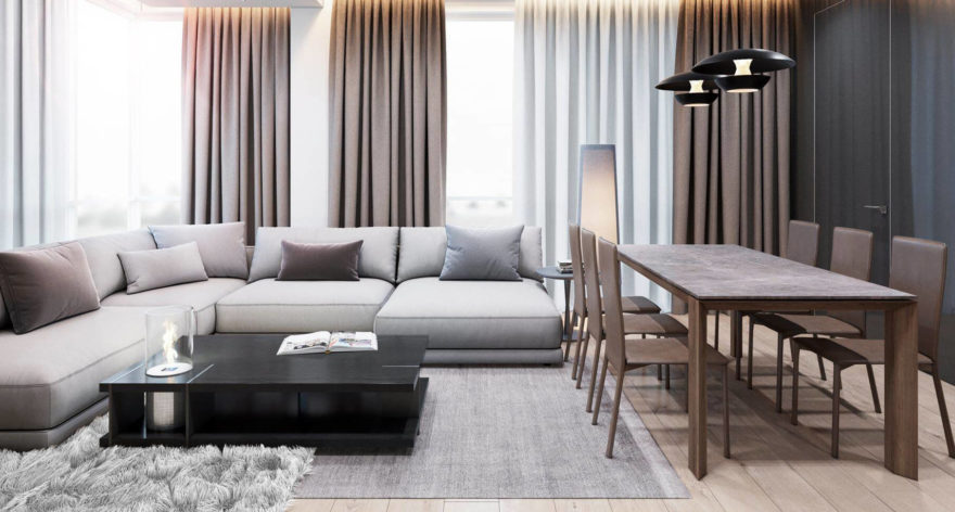 Katarina sofa in the interior фото 12