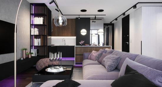Katarina sofa in the interior фото 11-2