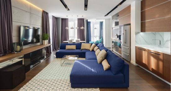 Katarina sofa in the interior фото 17-1