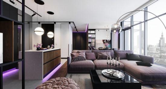 Katarina sofa in the interior фото 11-1