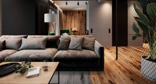 Katarina sofa in the interior фото 2-2