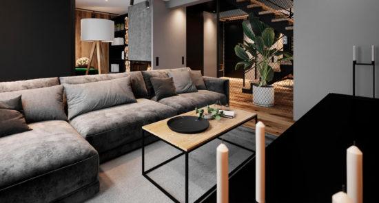 Katarina sofa in the interior фото 2-1