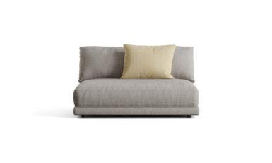 Straight module sofa фото
