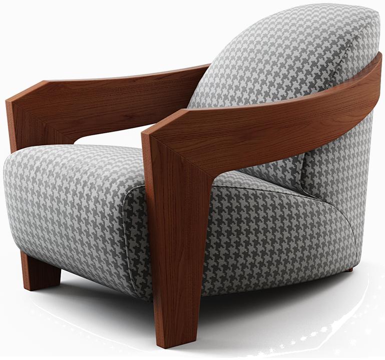 Moko armchair детали