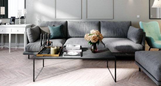 Alfinosa sofa in the interior фото 7-1