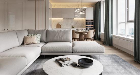 Alfinosa sofa in the interior фото 4-1