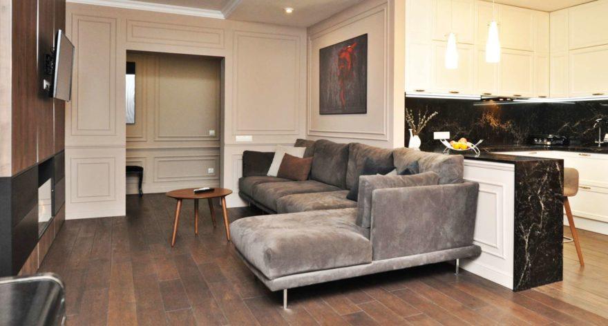 Alfinosa sofa in the interior фото 8