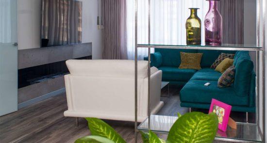 Alfinosa sofa in the interior фото 6-1