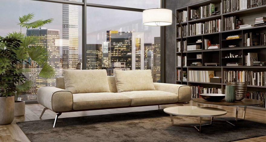 Linda sofa фото в интерьере
