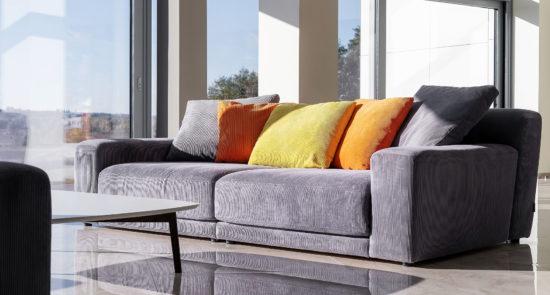 Tutto sofa in the interior фото 5-2