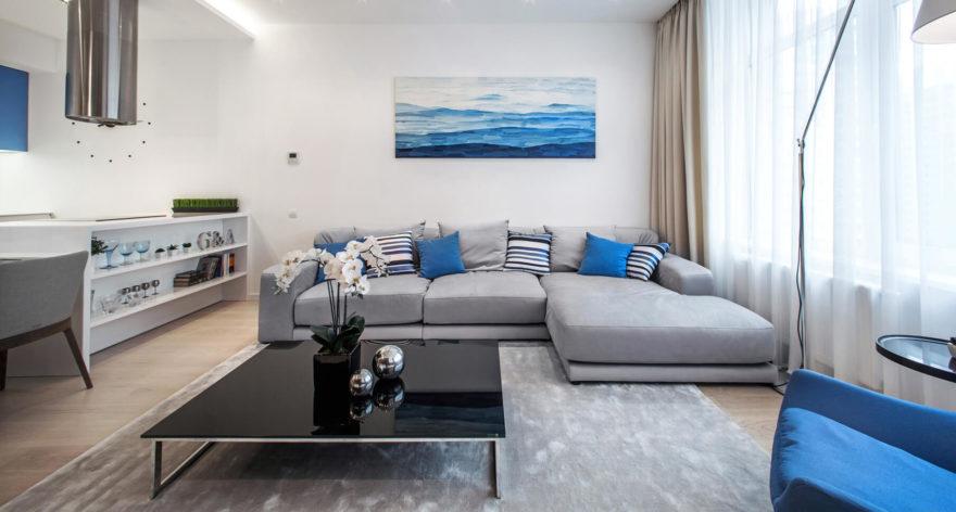 Tutto sofa in the interior фото 14