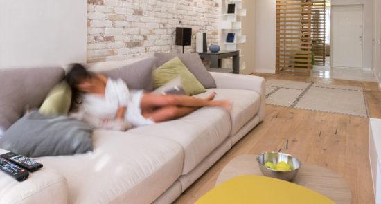 Tutto sofa in the interior фото 3-1