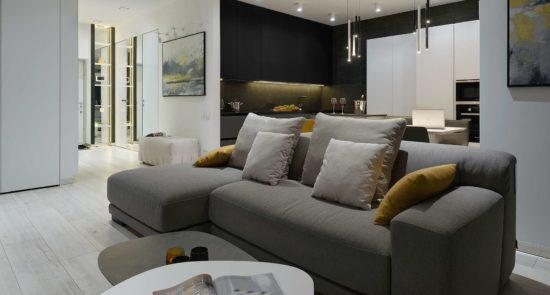 Tutto sofa in the interior фото 15-2