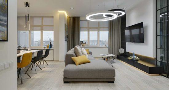 Tutto sofa in the interior фото 15-1