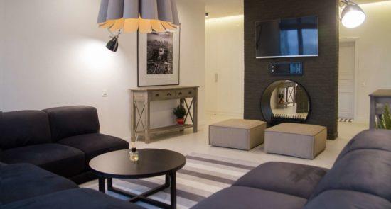 Tutto sofa in the interior фото 8-2