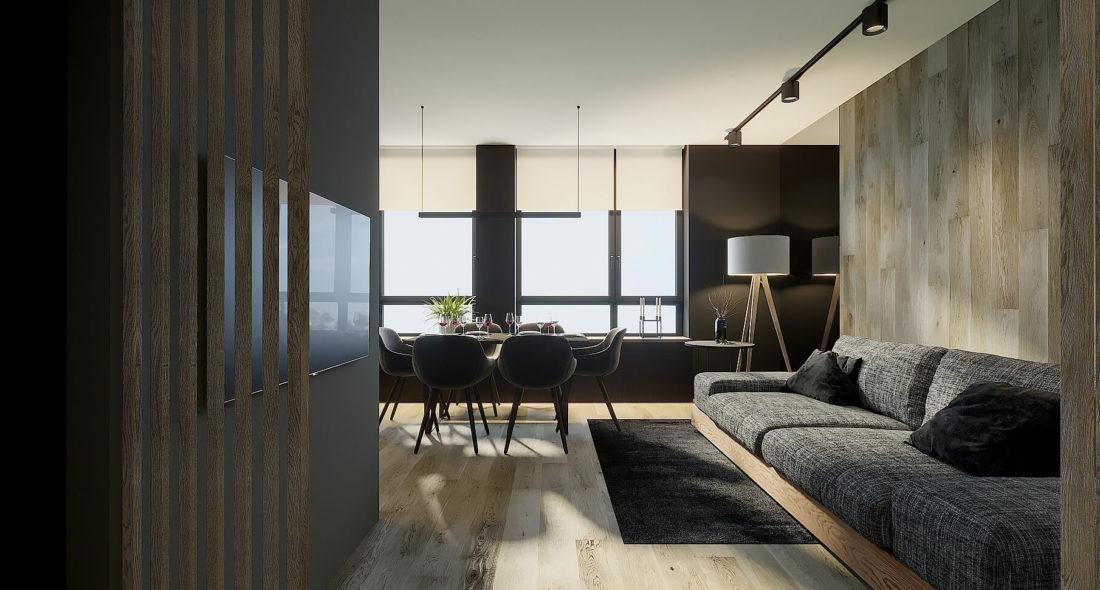 Appiani sofa in the interior фото 3-1