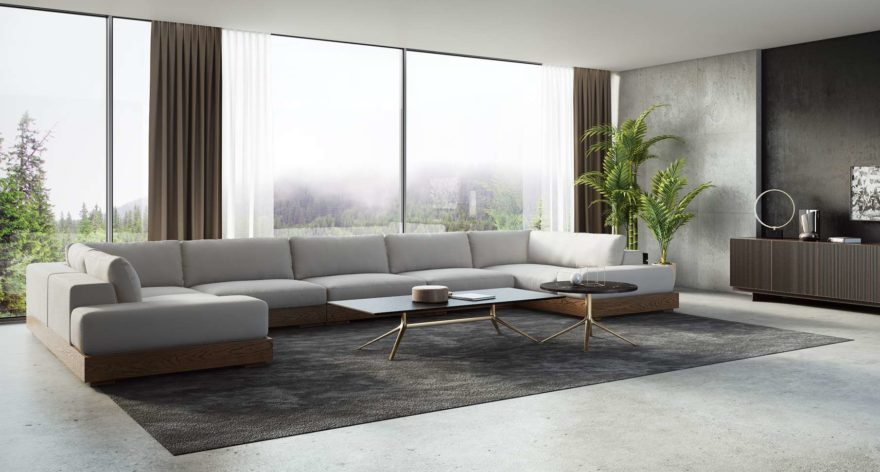 Appiani sofa фото в интерьере