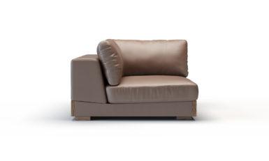 Corner module sofa фото