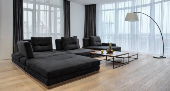 Ermes sofa in the interior фото 2-1