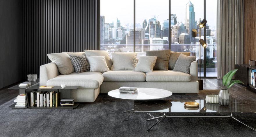 Ipsoni sofa фото в интерьере