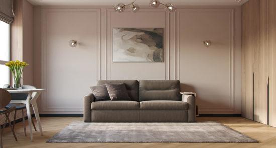 Sky sofa in the interior фото 8-1