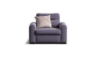 Armchair with a sleeper mechanism sofa фото