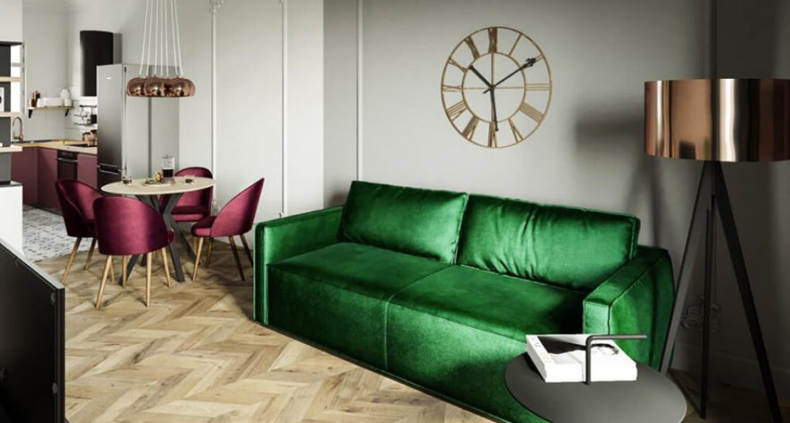 Esse sofa in the interior фото 15