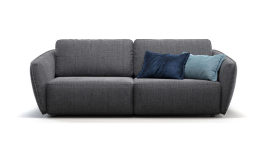 Прямий диван MOON фото