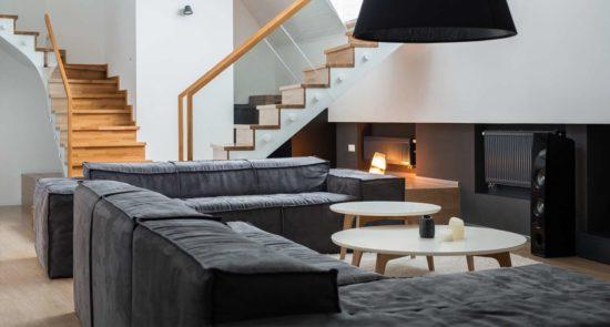 Melia sofa in the interior фото 6-2