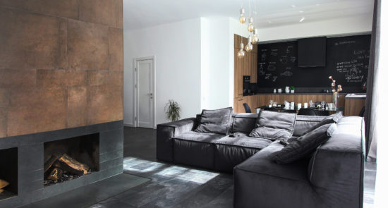Melia sofa in the interior фото 2-2