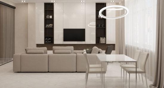 Soho sofa in the interior фото 10-2