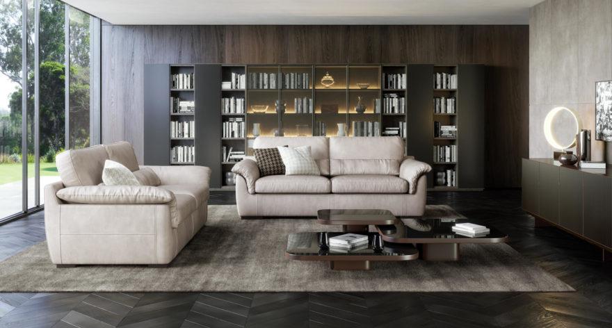 Nubi sofa in the interior фото 1