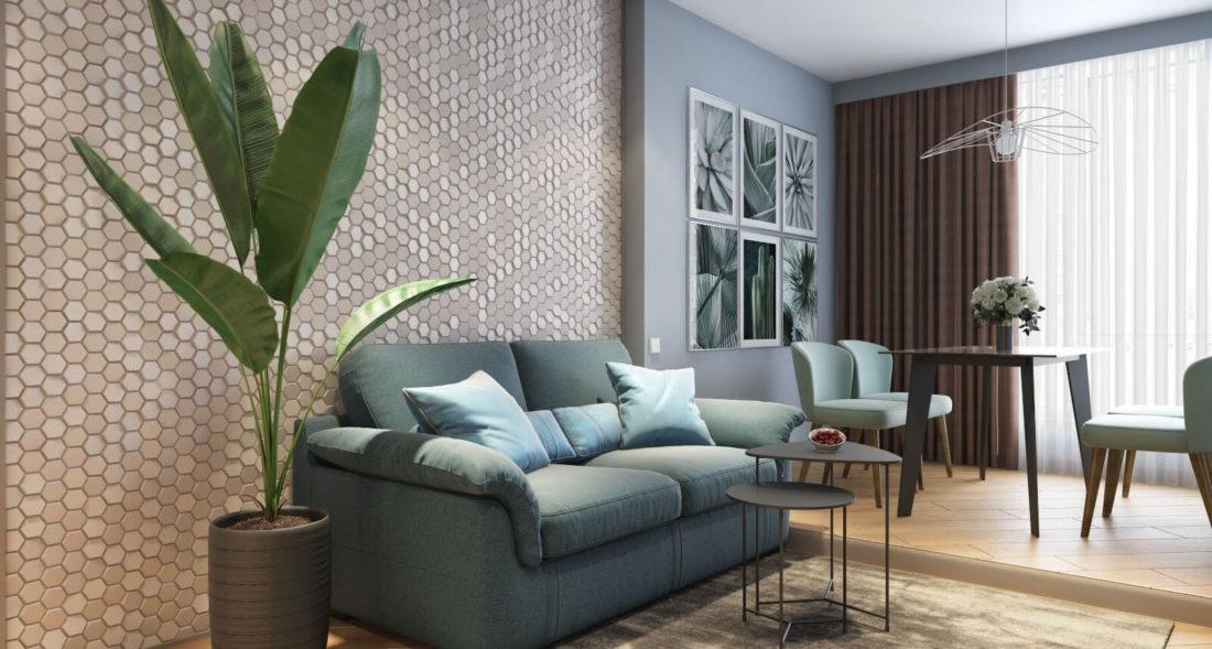 Nubi sofa in the interior фото 5-1