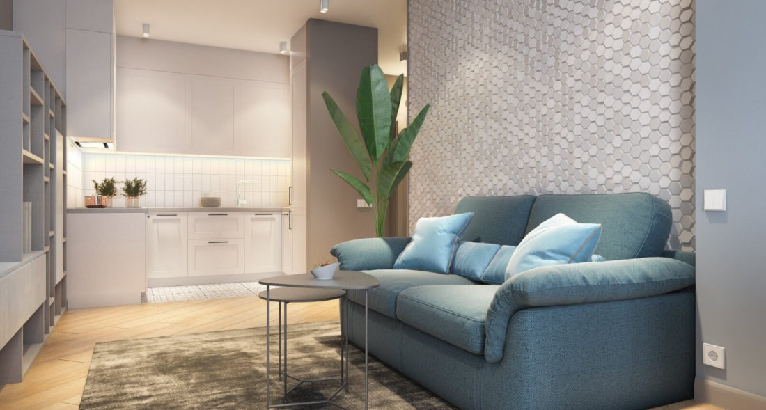 Nubi sofa in the interior фото 5-2