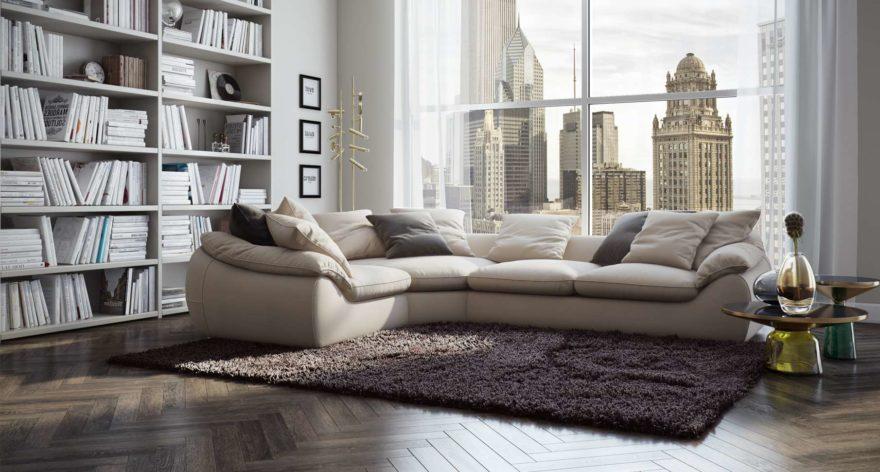 Ilaria sofa in the interior фото 1
