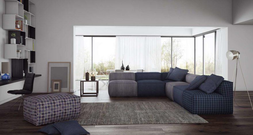 La Isla sofa фото в интерьере