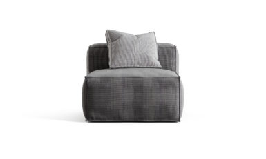 Straight module Isla sofa фото