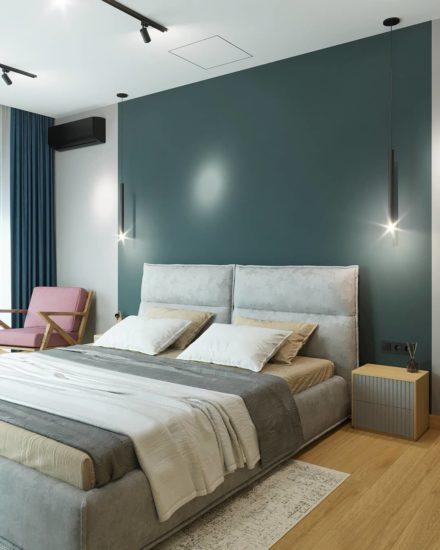 Ліжко LANA в інтер'єрі фото 10