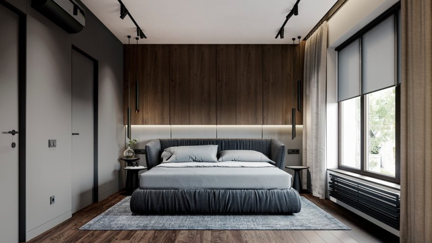 Ліжко TOO NIGHT в інтер'єрі фото 5
