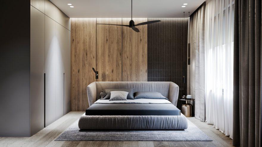 Ліжко TOO NIGHT в інтер'єрі фото 7