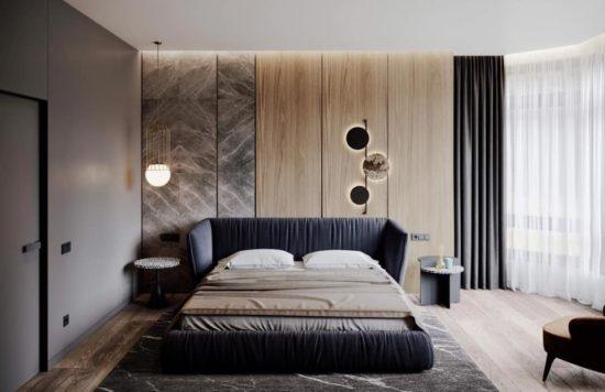 Ліжко TOO NIGHT в інтер'єрі фото 8-1