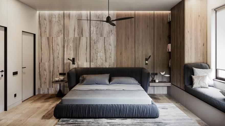 Ліжко TOO NIGHT в інтер'єрі фото 9